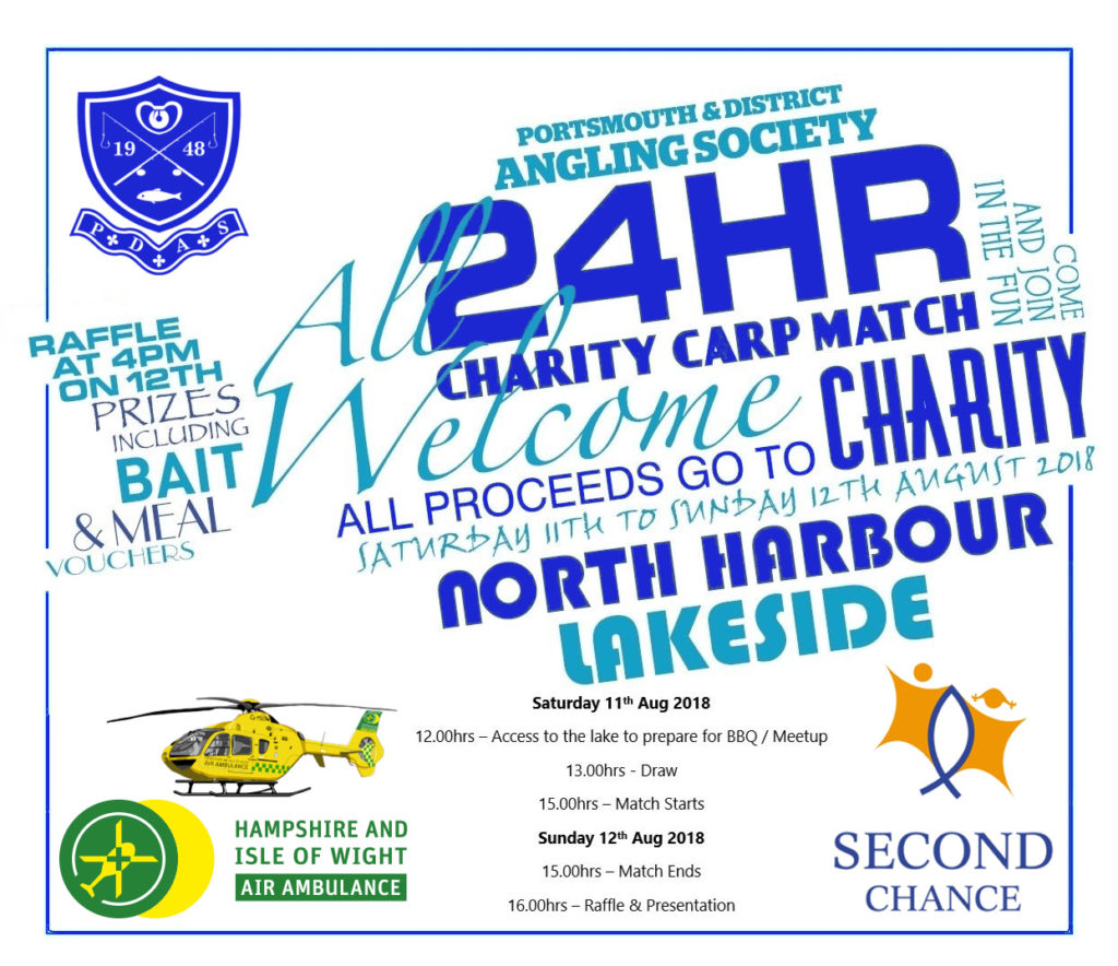 Today's The Day! 24hr Charity Match Starts!!