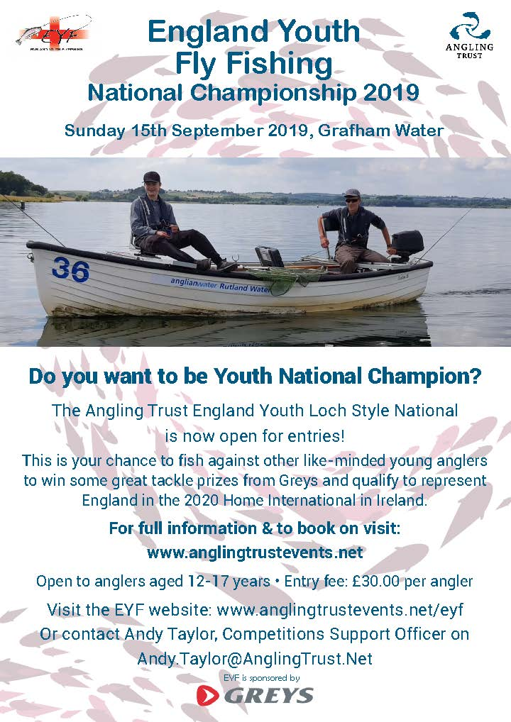 England Youth National Fly Fishing Championship
